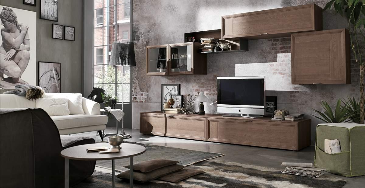 Tomasella collezione medea uno stile senza tempo per l - Tomasella mobili soggiorno ...